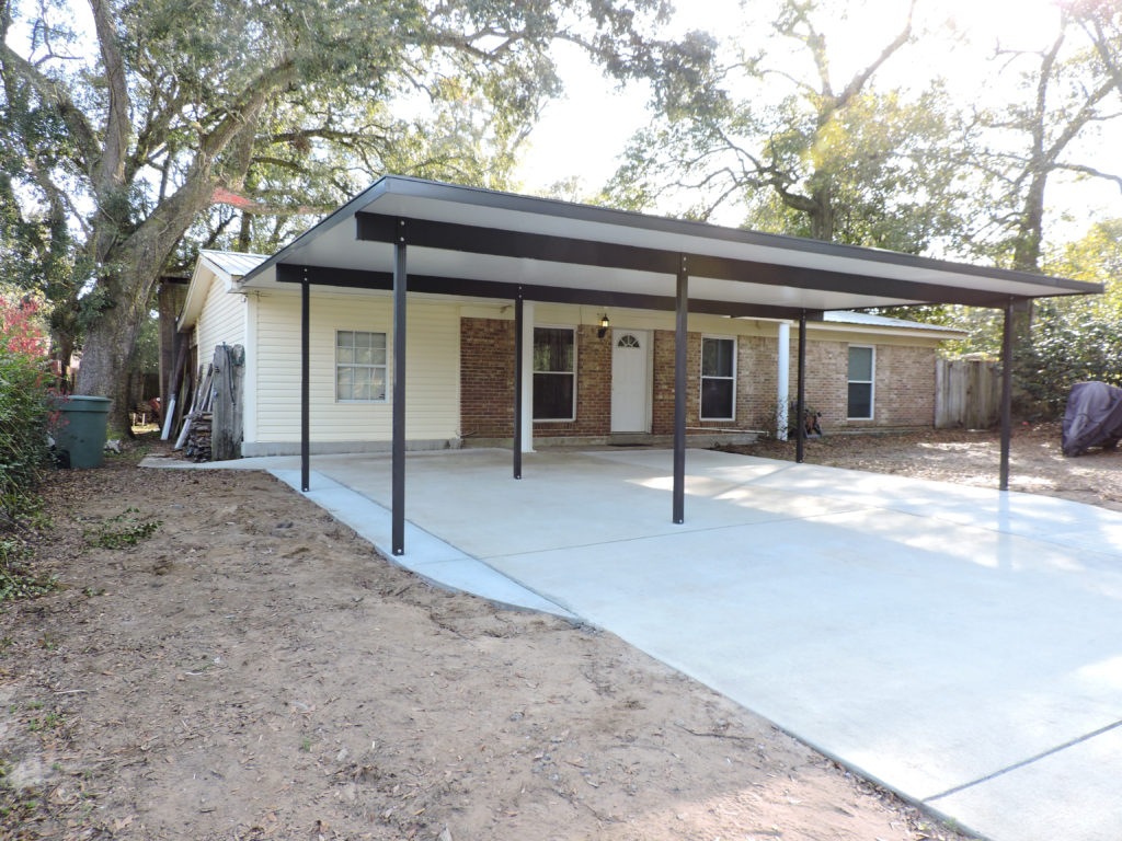 Carport in Fairhope