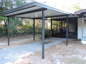 Carport in Orange Beach