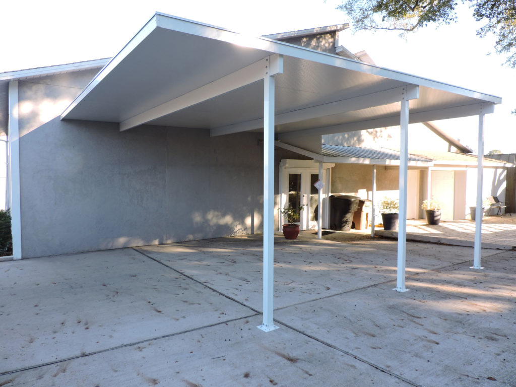 Carport in Baldwin County