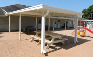 Galleries - patio covers