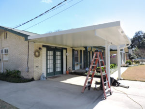 Patio covers in Fairhope