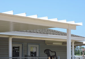 Patio covers in Gulf Shores