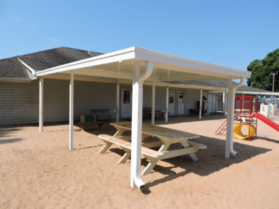 Patio covers in Baldwin County