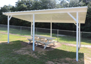 Patio covers in Orange Beach